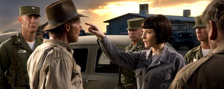 Spielberg Season Indiana Jones And The Kingdom Of The Crystal Skull